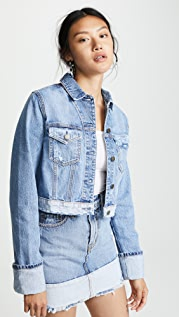 Nobody Denim Reverse Jacket
