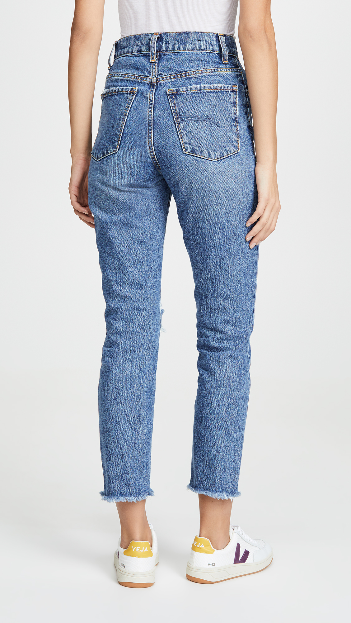 4418b513eefa59 Nobody Denim Frankie Ankle Jeans | SHOPBOP