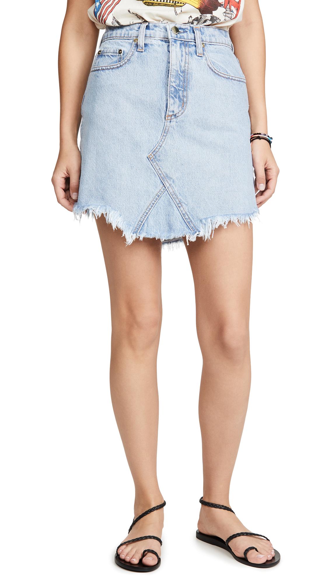 Buy Nobody Denim online - photo of Nobody Denim Edge Skirt