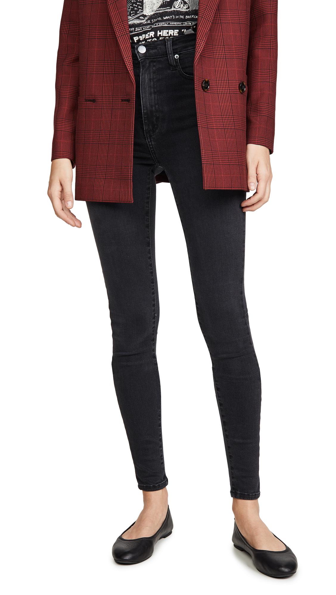 Buy Nobody Denim online - photo of Nobody Denim Siren Skinny Jeans