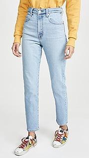 Nobody Denim Frankie Ankle Comfort Jeans