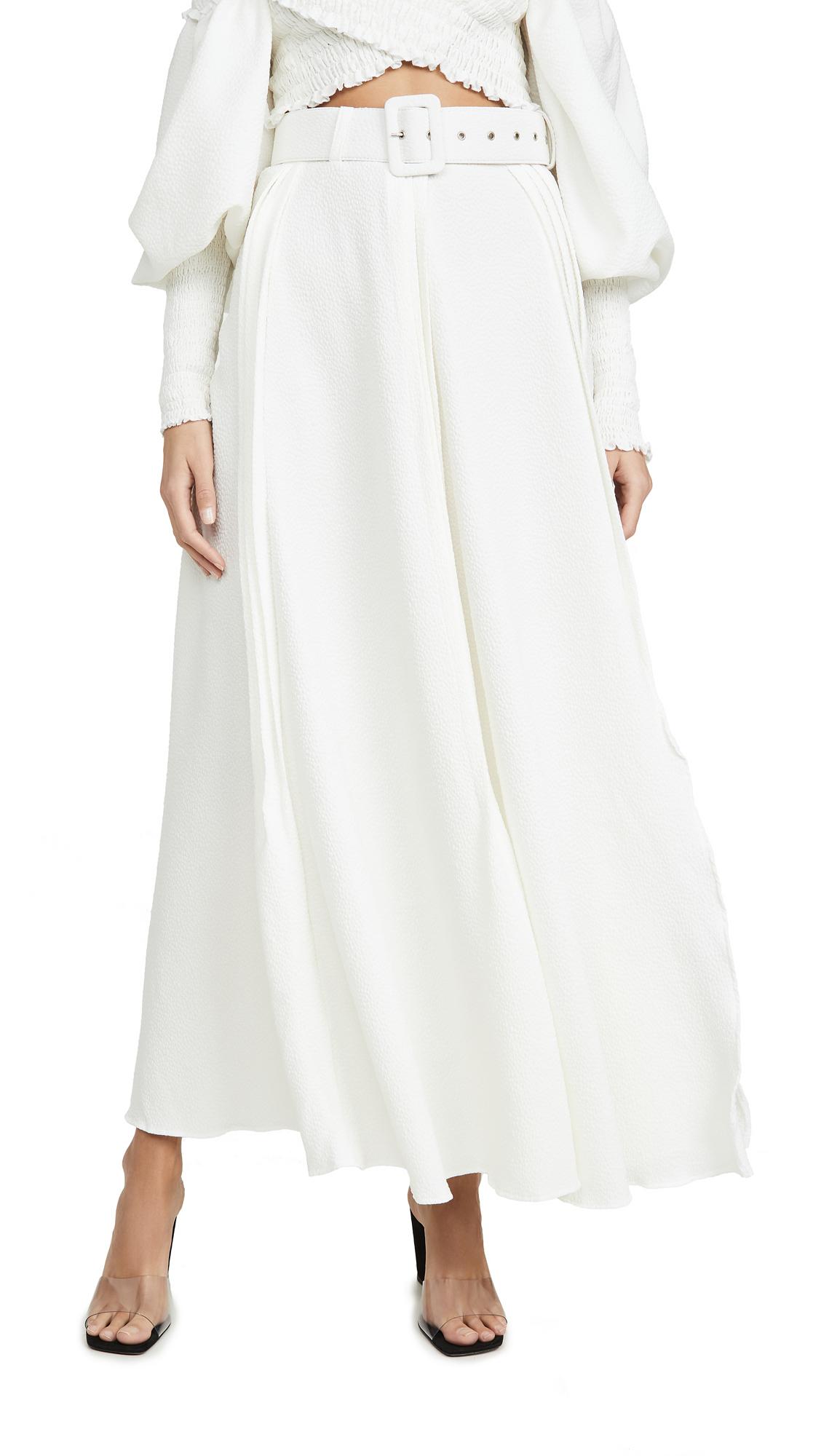 Buy N DUO online - photo of N DUO Vanilla Sky Skirt