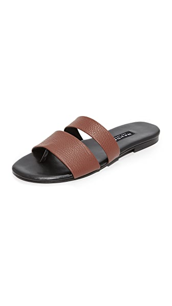 Newbark Roma III Sandals - Cognac