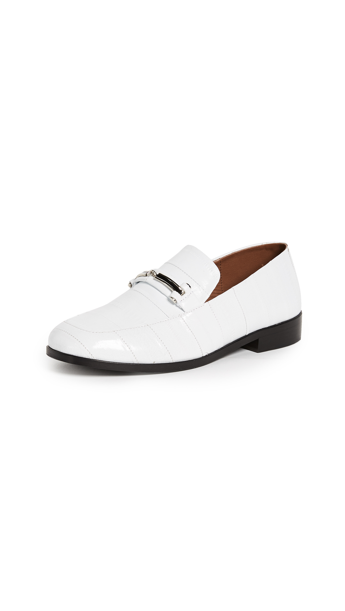 Newbark Melanie Loafers - White