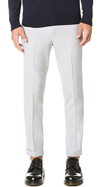 N.Hoolywood Slim Trousers