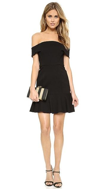 Nicholas N/Nicholas Off Shoulder Mini Dress