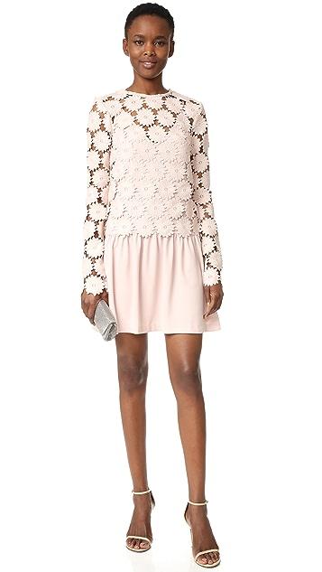Nicholas N/Nicholas Flare Sleeve Dress