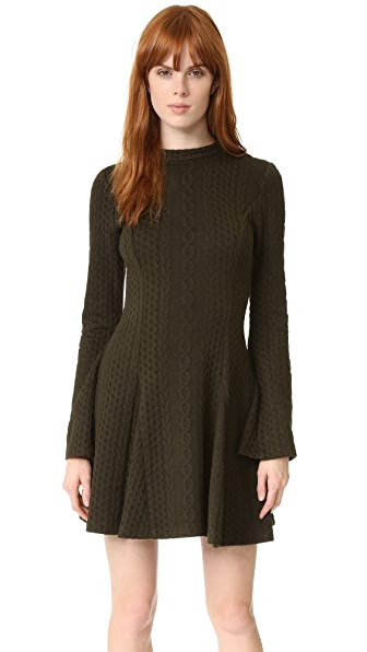 Nicholas N/Nicholas Long Sleeve Dress