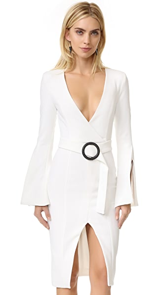 Nicholas Long Sleeve Blazer Dress