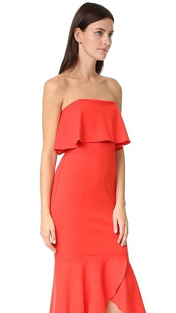 Nicholas Strapless Dress