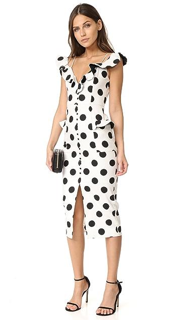 Nicholas N/Nicholas Spot Midi Dress
