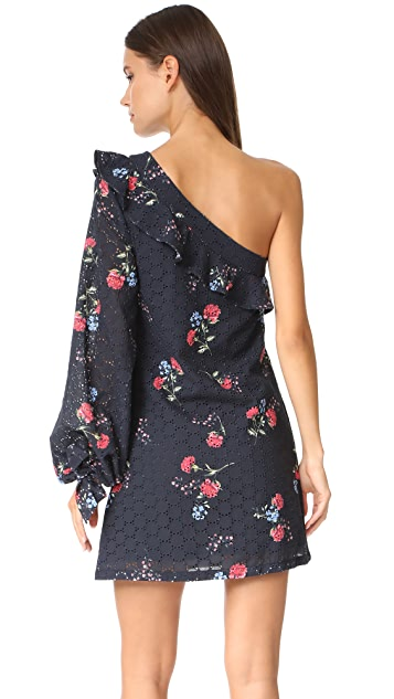Nicholas N/Nicholas Primrose One Shoulder Dress