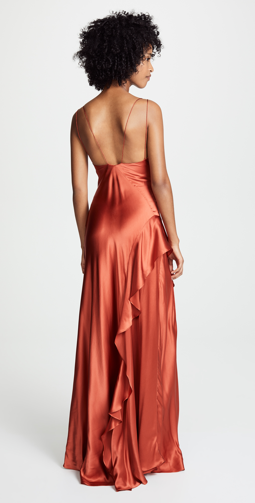 7c24b2356e7 Nicholas Tie Front Maxi Dress
