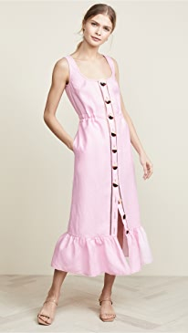 9b8dd60988ea Nicholas. Button Front Garden Dress