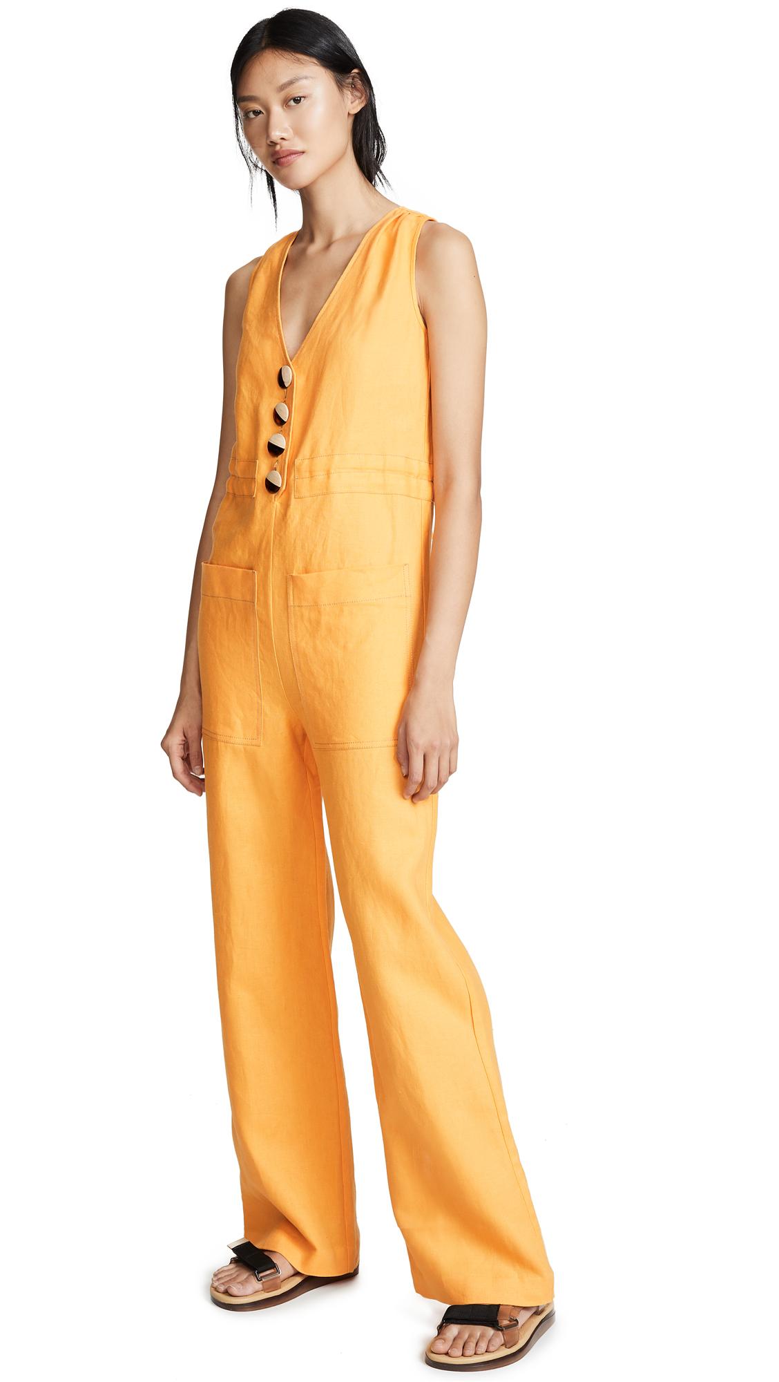 7e6319581fb Nicholas Button Jumpsuit