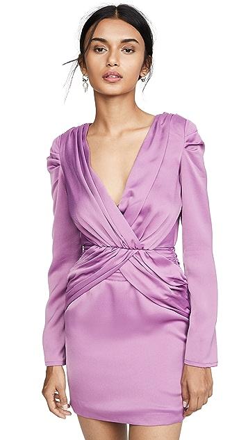 Nicholas Gathered Dress