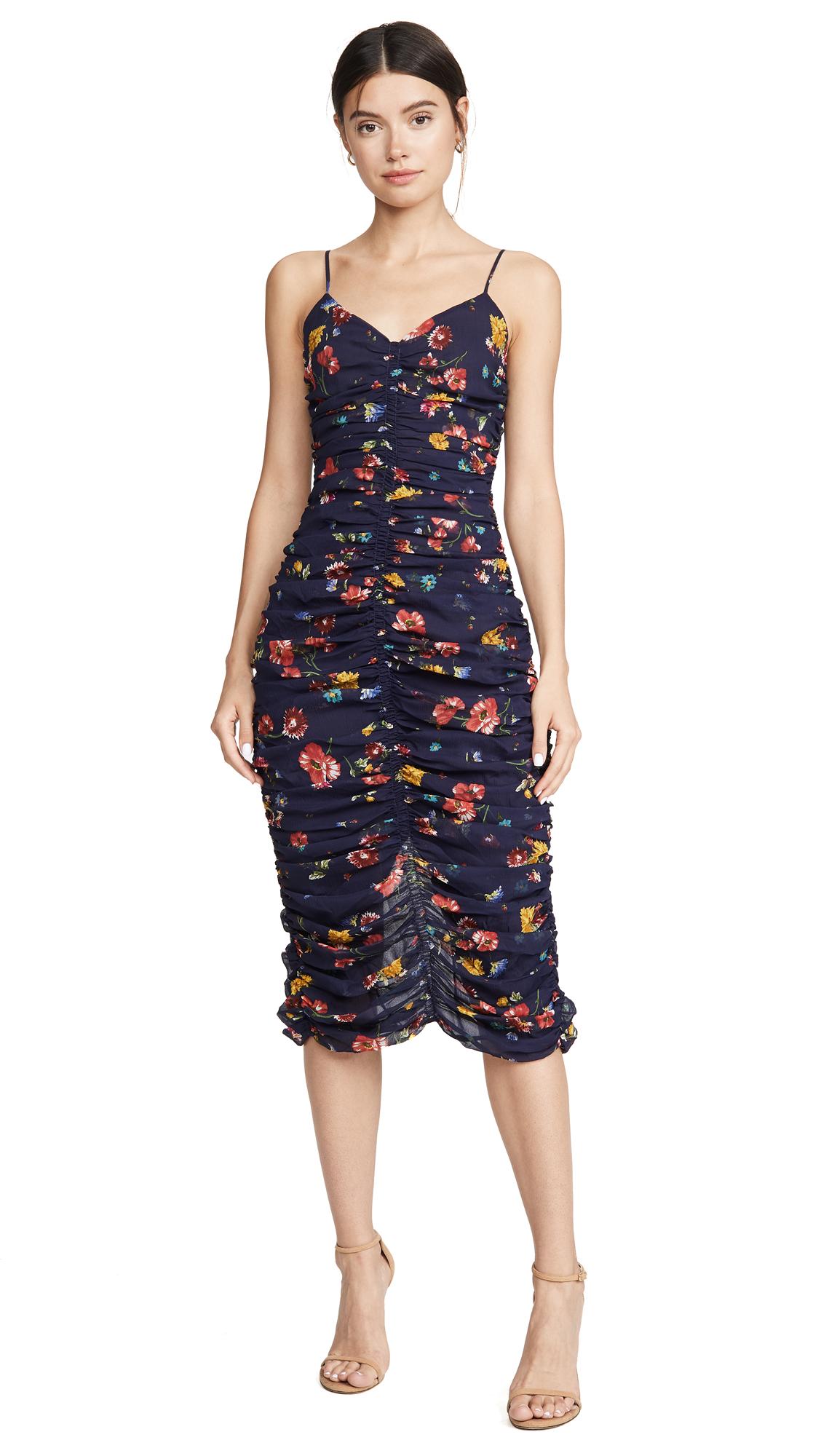 Buy Nicholas Gathered Slip Dress online beautiful Nicholas Dresses, Strapless