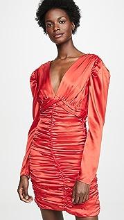 Nicholas Вечернее платье со сборками