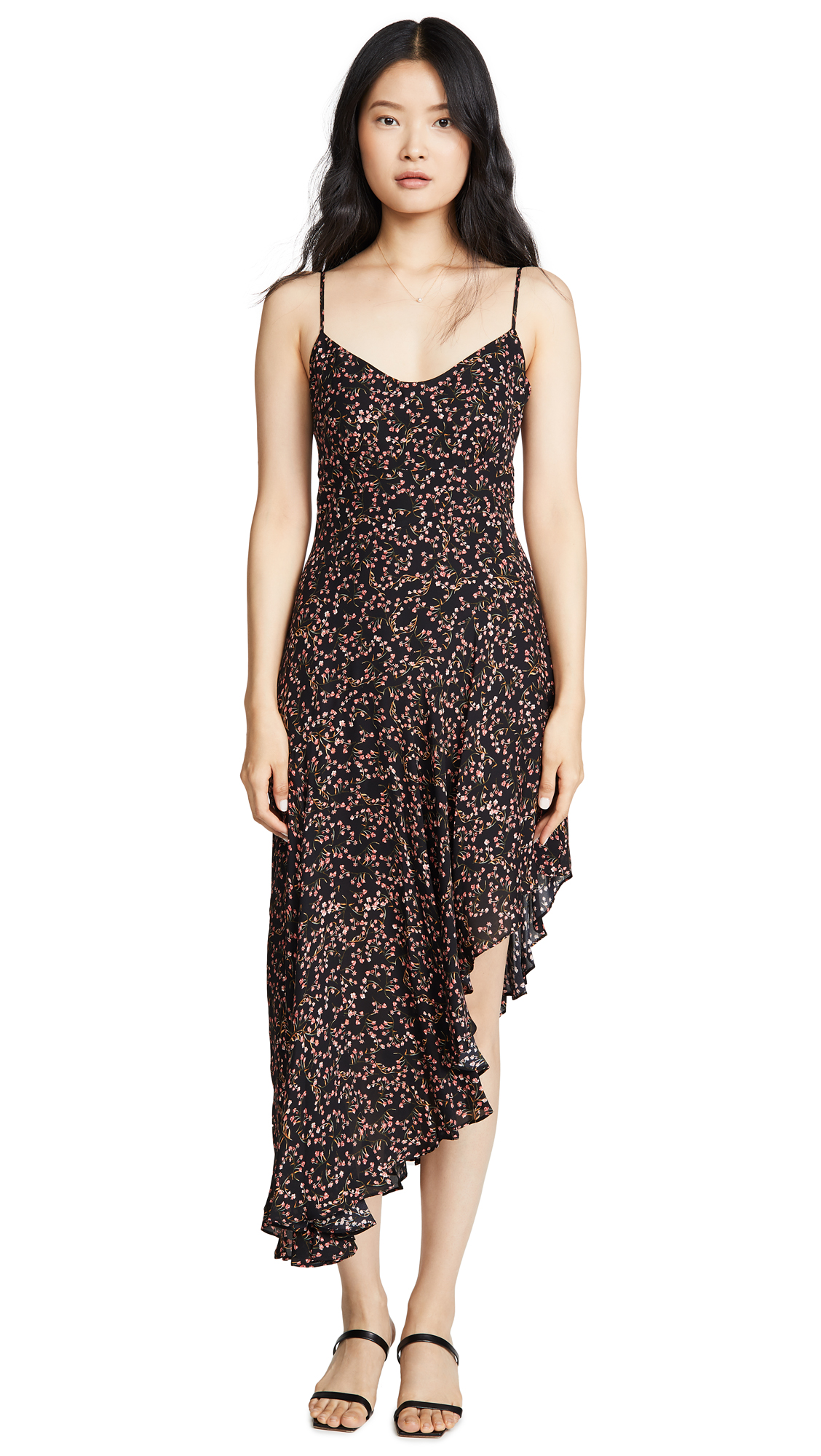 Buy Nicholas online - photo of Nicholas Blocked Slip Dress