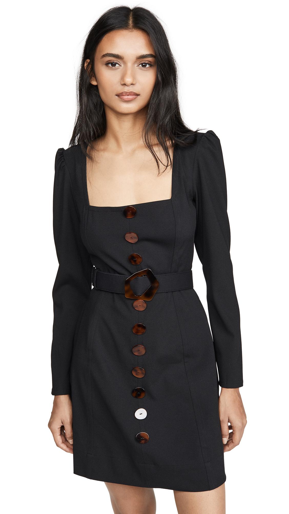 Buy Nicholas online - photo of Nicholas Button Front Skater Dress