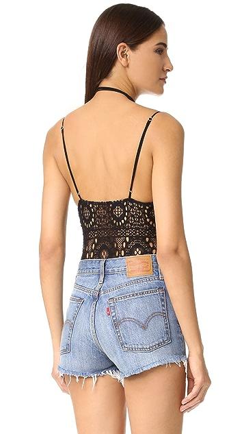 Nightcap x Carisa Rene Cherry Blossom Bodysuit