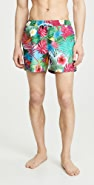 NIKBEN Eggstravaganza Swim Trunks