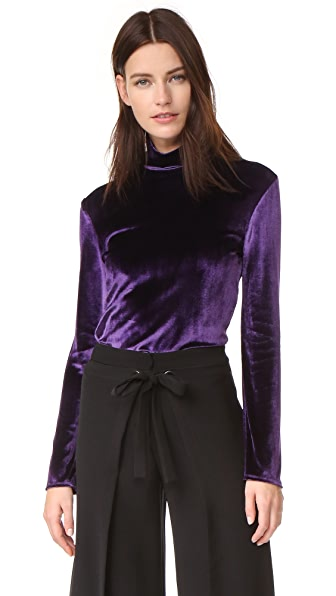 Nina Ricci Long Sleeve Bodysuit