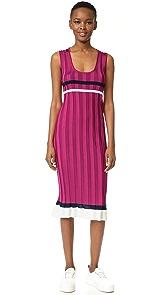 Nina Ricci Sleeveless Knit Dress