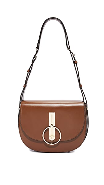 Nina Ricci Shoulder Bag - Brown