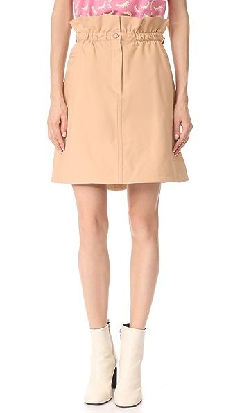 Nina Ricci Skirt - Nude