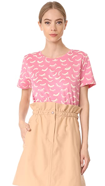Nina Ricci Short Sleeve Top