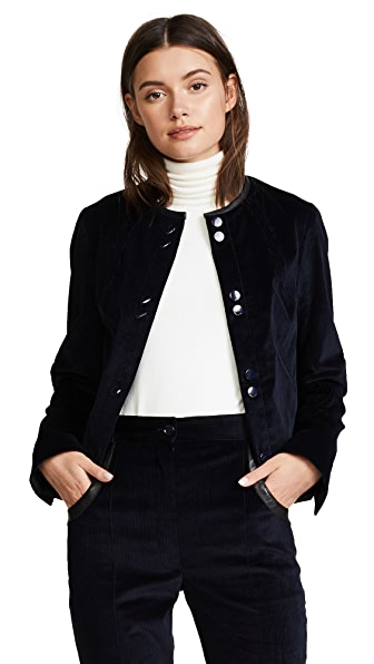 Nina Ricci Corduroy Jacket