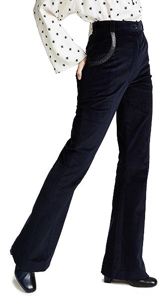 Nina Ricci Corduroy Pants