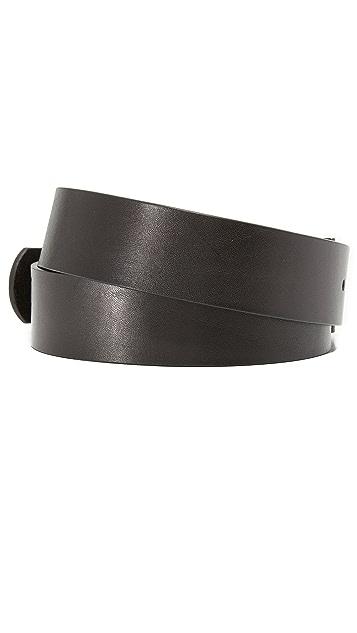 Nixon Americana Leather Belt