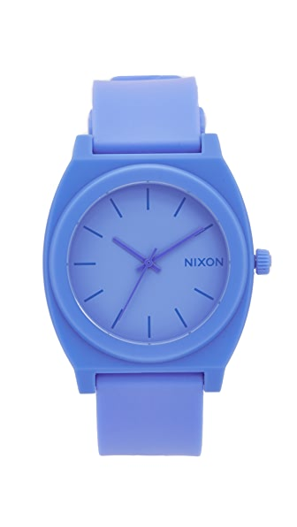 Nixon Time Teller Watch - Matte Perriwinkle
