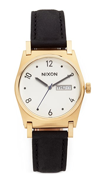 Nixon Jane Leather Watch