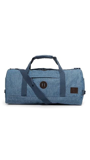 Nixon Pipes Duffel Bag