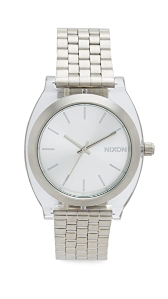 Nixon The Time Teller Acetate Watch at Shopbop