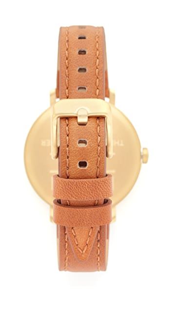 Nixon Arrow Leather Watch
