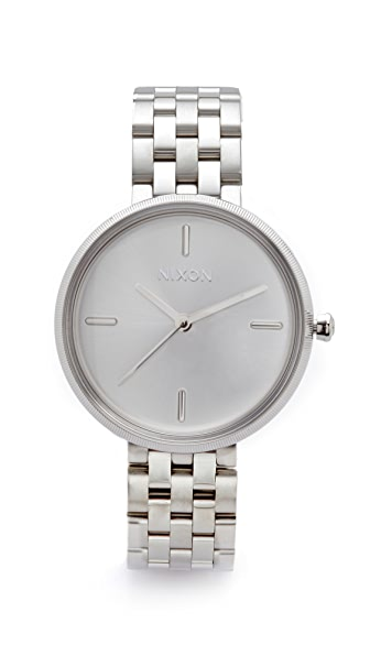 Nixon The Vix Watch - Silver