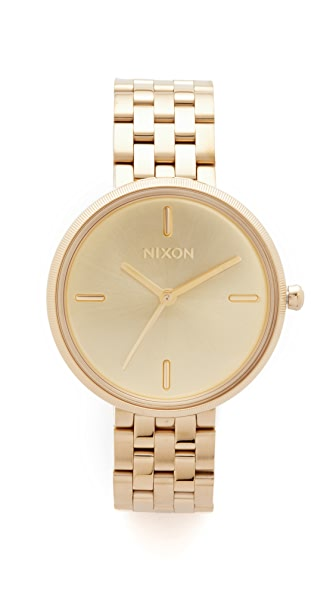 Nixon The Vix Watch - Gold