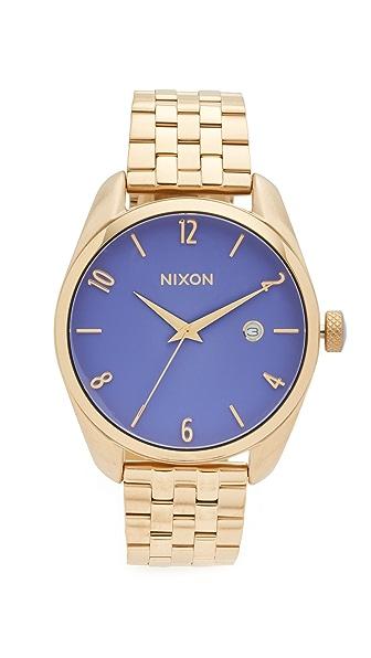 Nixon The Bullet Living Colour Watch - Gold/Lavender