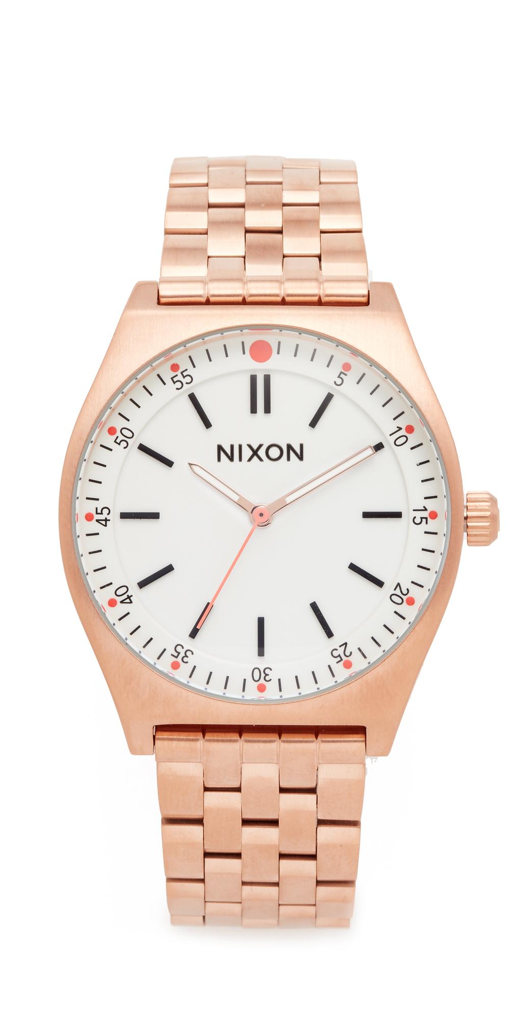 The Crew Watch Nixon