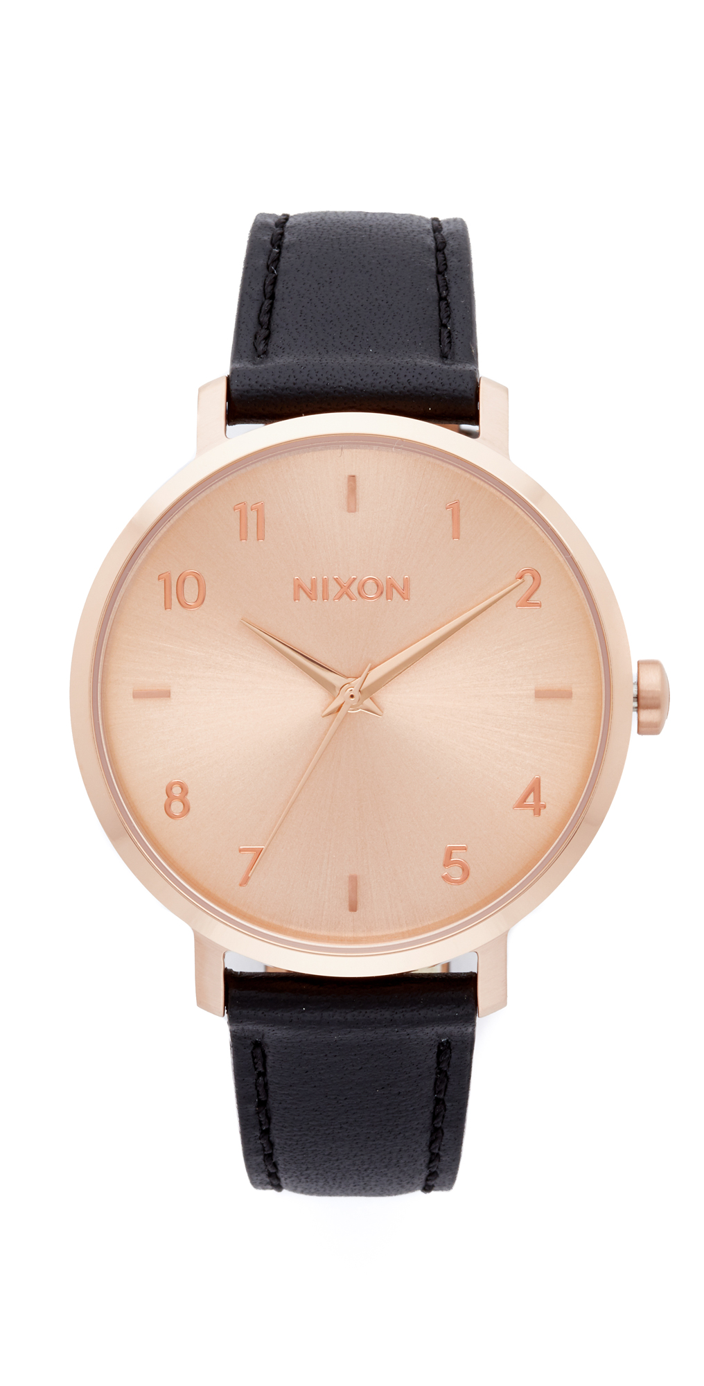 The Arrow Leather Watch Nixon