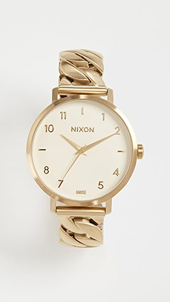 Nixon Arrow Chain Watch, 34mm