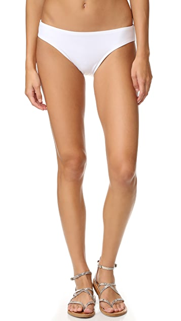 Norma Kamali Scoop Bikini Bottoms