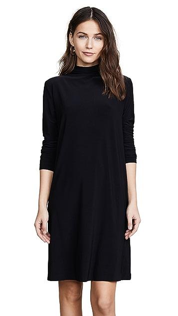 Norma Kamali Kamali Kulture Turtleneck Dress