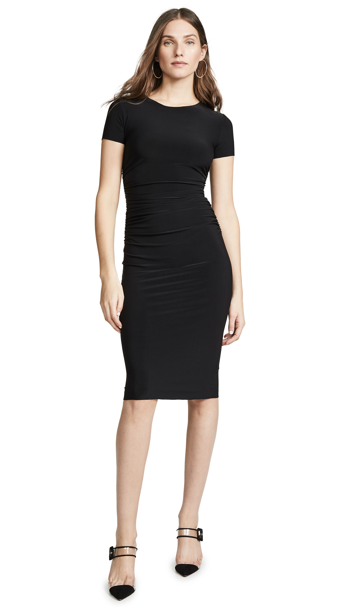Buy Norma Kamali Kamali Kulture Shirred Dress online beautiful Norma Kamali Clothing, Dresses