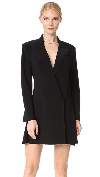 Norma Kamali Blazer Mini Dress