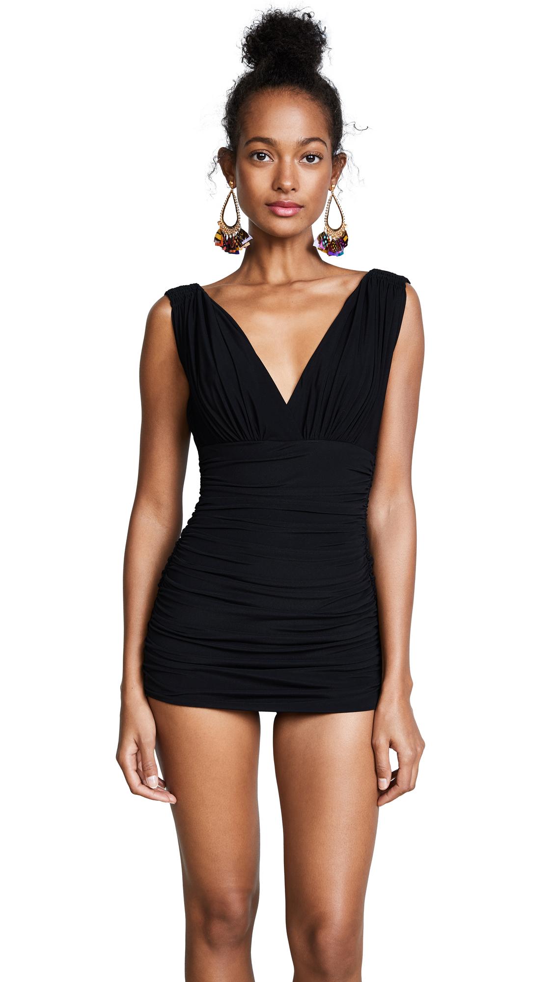 Norma Kamali Tara Swim Dress